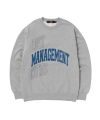 LMC UNIV SWEATSHIRT heather gray