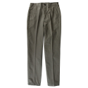 파인데이클로징(FINEDAYCLOTHING) Half band trousers - khaki