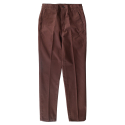 파인데이클로징(FINEDAYCLOTHING) Half band trousers - Brown