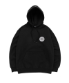 LMC REFLECTIVE PATCH HOODIE black