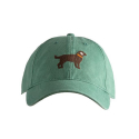 하딩레인(HARDING-LANE) Adult`s Hats Moss Green-Chocolate Lab