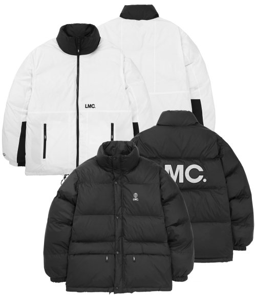 엘엠씨(LMC) LMC REVERSIBLE DOWN PARKA black