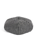 와일드 브릭스(WILD BRICKS) HBT STRIPE BERET (grey)