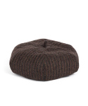 와일드 브릭스(WILD BRICKS) HBT STRIPE BERET (brown)