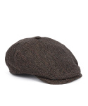 와일드 브릭스(WILD BRICKS) HERRINGBONE HUNTING CAP (brown)