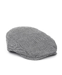 와일드 브릭스(WILD BRICKS) GLEN CHECK FLAT CAP (grey)