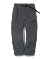 18fw padded strap pants grey