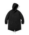18fw m-51 fishtail parka black