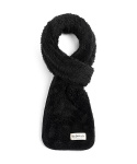 와일드 브릭스() BS FLEECE STOLE (black)