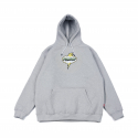 필이너프(FEELENUFF) CLOUD THUNDER HOODIE GRAY