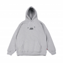 필이너프(FEELENUFF) GAME CHANGERS HOODIE GRAY