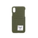 페넥(FENNEC) C&S iPHONE X CASE - KHAKI