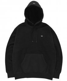 LMC RED LABEL REVERSE MIXED HOODIE black