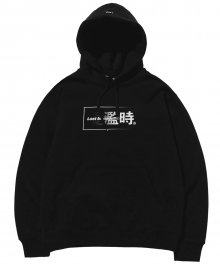 LMC RED LABEL FADE OUT HOODIE black