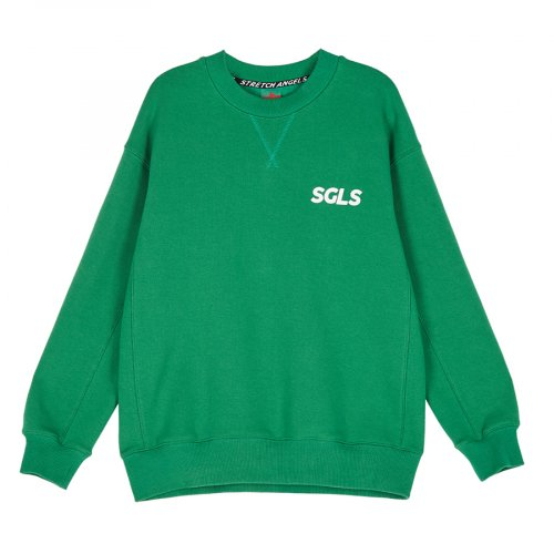 스트레치 엔젤스(STRETCH ANGELS) SA KILO silicon-logo MTM (Green)