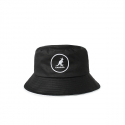 캉골(KANGOL) COTTON BUCKET 2117 BLACK