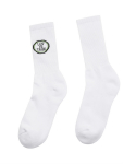 러브이즈트루() (UNISEX)DS CIRCLE LOGO SOCKS(BLUE)