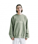 챈스챈스(CHANCECHANCE) CHANCE SWEATSHIRT(Olive/기모)