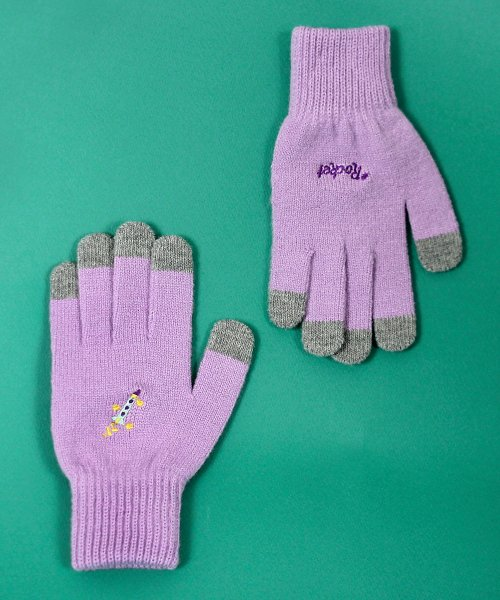 피스메이커(PIECE MAKER) SPACE UNIT SMART GLOVES (PURPLE)