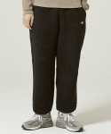 제로(XERO) Fleece Easy Pants [Black]