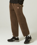 제로(XERO) Fleece Easy Pants [Brown]
