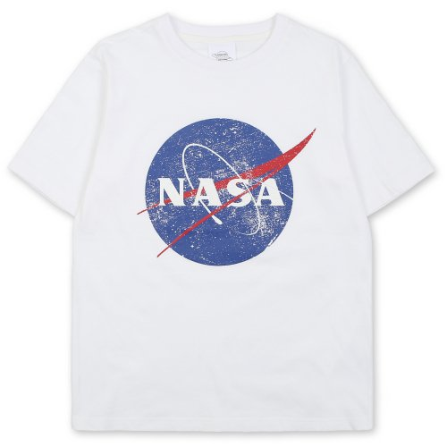 NASA Circle Logo Tee (SF2TSU001WH)