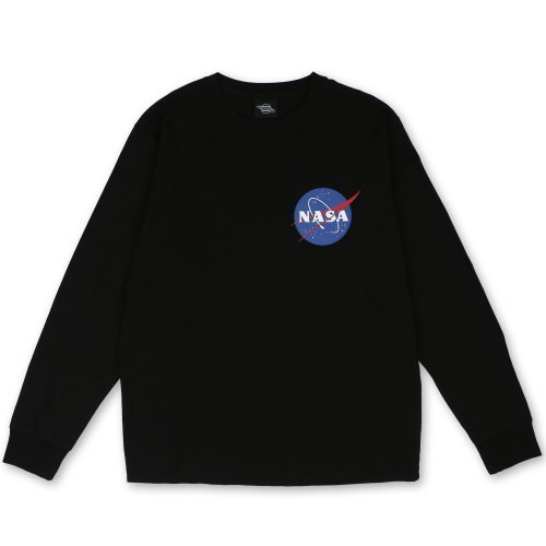 시에로(SIERO) NASA Long Sleeve (SF2TSU401BK)