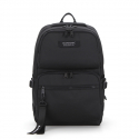 캉골() Tass Backpack Round 1324 BLACK