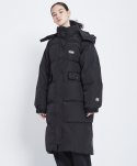 매치글로브() MG8F DUCK DOWN LONG PADDING (BLACK)