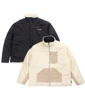 돈애스크마이플랜(DAMP) REVERSIBLE HEAVY FLEECE THINSULATE PADDING JUMPER