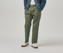 에스파이() Remain Belted Pants (Khaki)