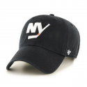 47브랜드() NEW YORK ISLANDERS BLACK 47 CLEAN UP