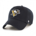 47브랜드() PITTSBURGH PENGUINS BLACK 47 CLEAN UP