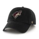 47브랜드() ARIZONA COYOTES BLACK 47 CLEAN UP