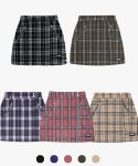 아파트먼트() (W) Young Adult box Skirts - Purple