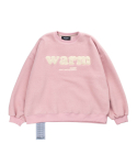 돈애스크마이플랜() DOUBLE FLEECE WARM SWEAT SHIRT_INDI PINK