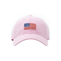 하딩레인(HARDING-LANE) Adult`s Hats Flag on Light Pink