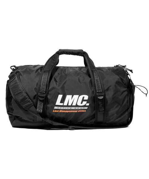 엘엠씨(LMC) LMC ACTIVE PACKABLE DUFFLE BAG black