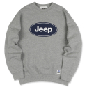 지프(JEEP) Circle Logo Sweat (GK5TSU884MG)