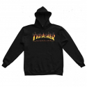 쓰레셔(THRASHER) BBQ Hood - Black