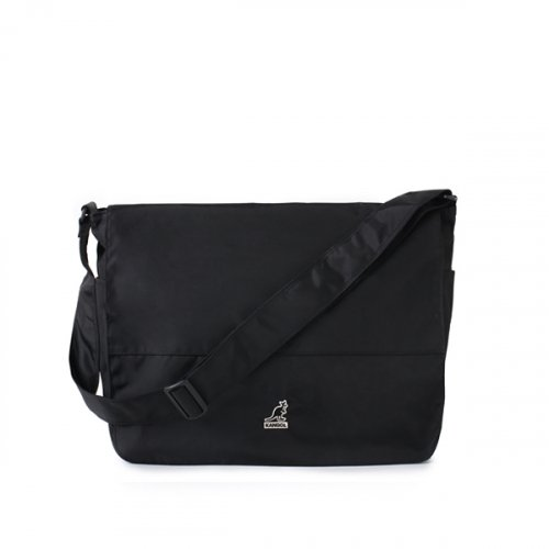 캉골(KANGOL) Oliver Messenger Bag 2014 BLACK