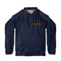 안티히어로(ANTI HERO) STOCK EAGLE COACHES JACKET - CLASSIC NAVY