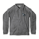 안티히어로(ANTI HERO) LIL PIGEON COACHES JACKET - GREY