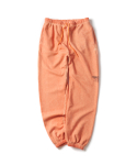 크리틱(CRITIC) SIDE LOGO SWEAT PANTS(ORANGE)_CTONPPT06UO0