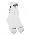 LMC CO SOCKS white