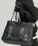 몬스터리퍼블릭(MONSTER REPUBLIC) RESPECT CROSS BAG / BLACK