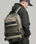 몬스터리퍼블릭(MONSTER REPUBLIC) MOVEMENT CORDURA BACKPACK / BEIGE