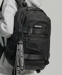 몬스터리퍼블릭(MONSTER REPUBLIC) MOVEMENT BACKPACK / BLACK