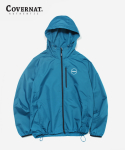 커버낫(COVERNAT) PACKABLE WIND BREAKER BLUE
