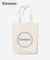 CIRCLE LOGO ECO BAG WHITE
